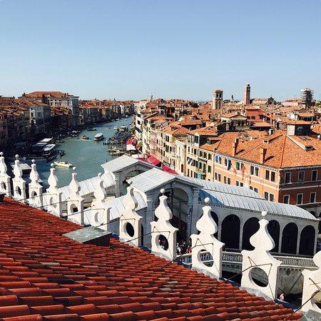 Terrazza panoramica picture of t fondaco dei tedeschi for Terrazza panoramica venezia