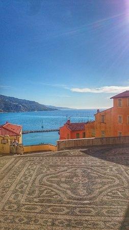 Quality Hotel Mediterranee: super vue