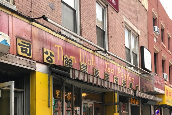 Photo of Nom Wah Tea Parlor in New York, NY, US