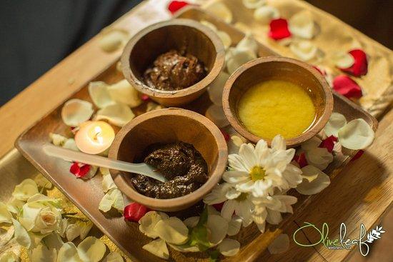 Davao City, Philippines: Olive Leaf Wellness Spa - Body Scrub