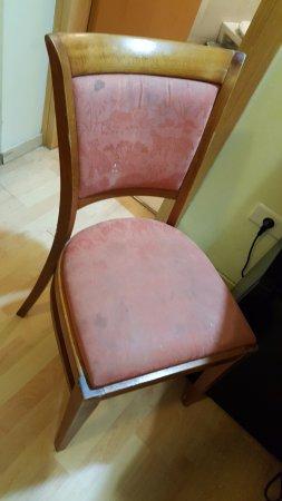 De La Mer: con este mobiliario te cobran 100 USD de deposito!!