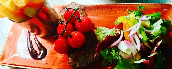 Haverhill, UK: Locally sourced steaks will make your mouth water.