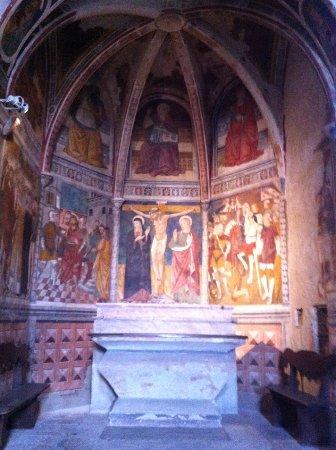 Vallo di Nera, Italy: Chiesa San Govanni Battista