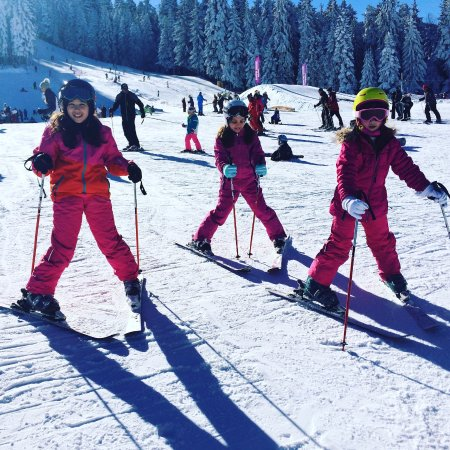 Borovets, Bulgaria: Ski School for Kids