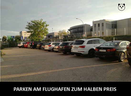 Parken - Flughafen - Wien