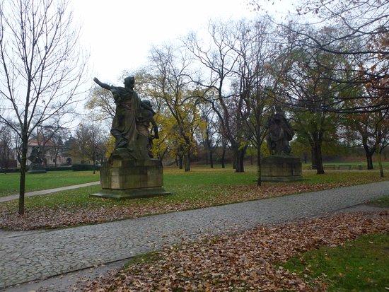 Sculptural Groups by J. V. Myslbek
