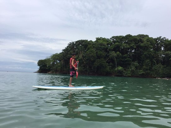 Punta Uva, Costa Rica: Good exercise too