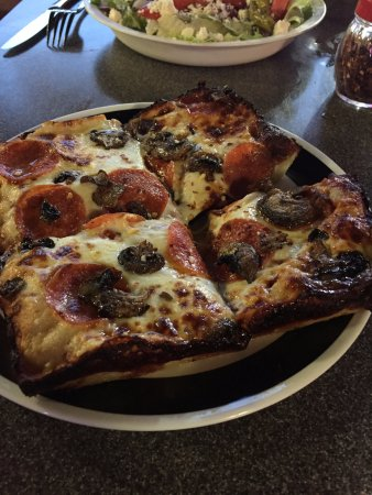 Brewer's Pizza: Florida Smacker pizza