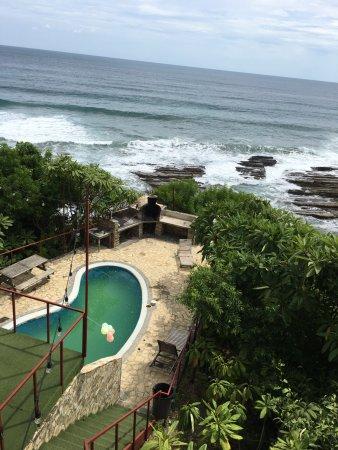 Popoyo, Nicaragua: Zona Piscina