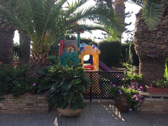 The Garden Of Eden Restaurant Ayia Napa Restaurant