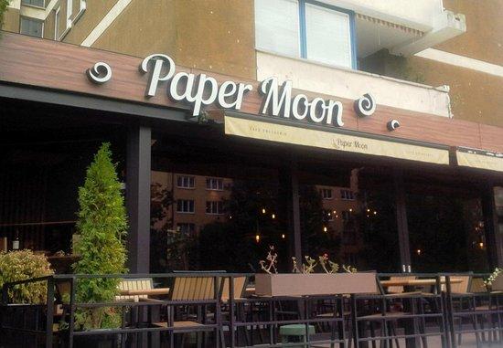 Paper Moon Brasserie - Picture of Paper Moon Brasserie, Sarajevo ...