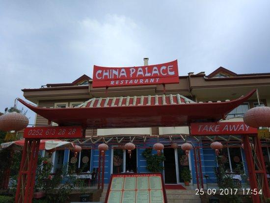 china palace restaurant, fethiye - restaurant avis, numéro de