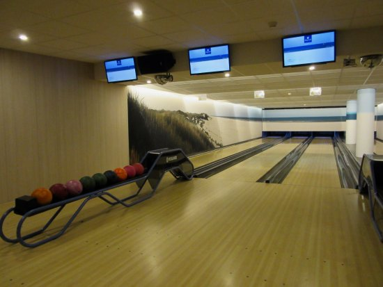West-Terschelling, Países Baixos: Bowlingbaan