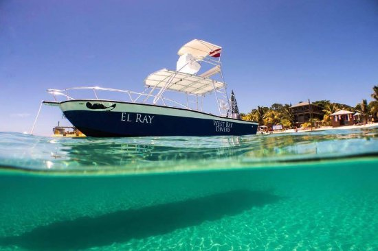 West Bay, Honduras: El Ray