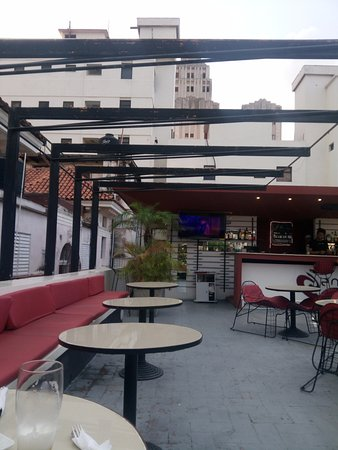 Lounge On The Roof Top In Havana Review Of Encuentro