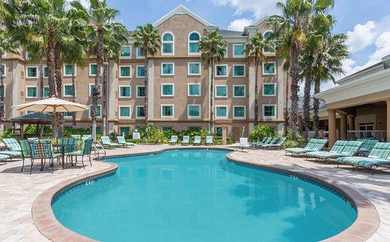 Hawthorn Suites by Wyndham Orlando Lake Buena Vista, hoteles en Orlando