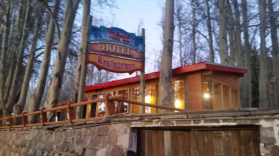 Hotel Posada de Farellones: 20170917_194819_large.jpg