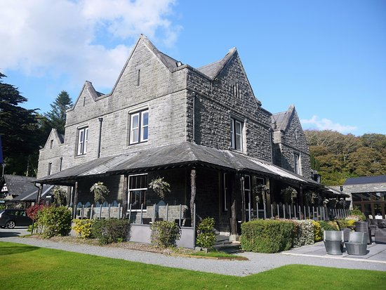 Bron Eifion Country House Hotel Photo