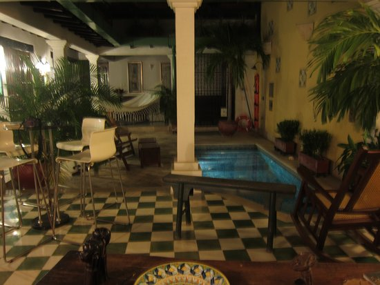 Hotel Casa Amani Foto