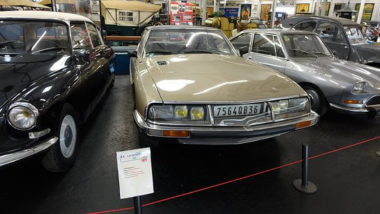 Valencay, France: Musée de l'automobile de Valençay