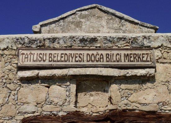 Tatlisu, Cyprus: Panayia Pergaminiotissa Church, a Byzantine church, dating from the 11th century.