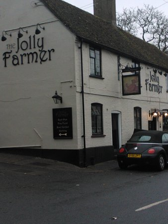 The Jolly Farmer, Cliddesden