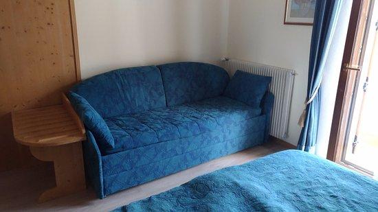 Letto matrimoniale con divano letto picture of hotel florida