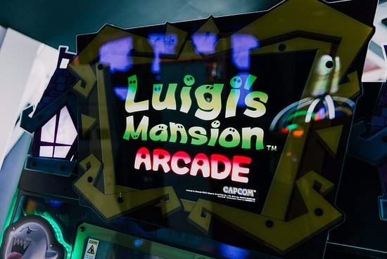 Luigi S Mansion Game Foto Vortex Gaming Birmingham Tripadvisor