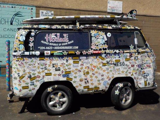 Hodad's Van