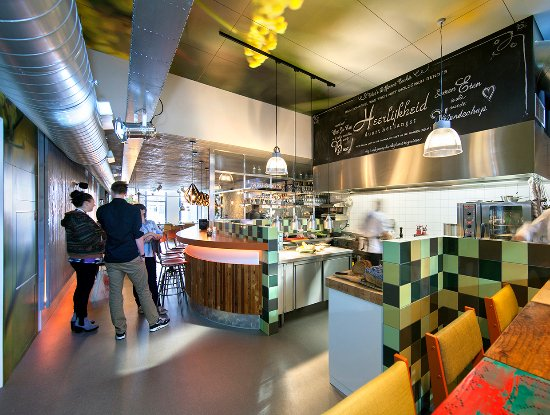 Design Keuken Outlet : Open keuken picture of restaurant djoyn den bosch tripadvisor