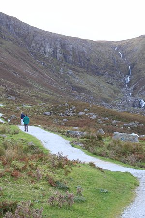 County Waterford, Irlanda: The path