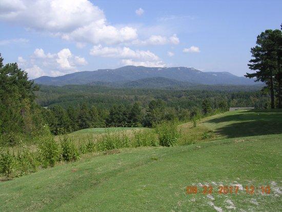 Travelers Rest, Carolina del Sur: Blue tee par three 202 yards.