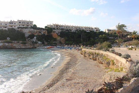 Cala Murada, Ισπανία: plage à côté de l'hôtel