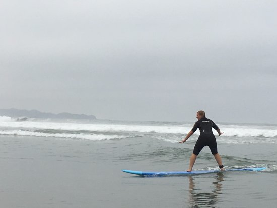 Mario Surf School: Surfing Safari