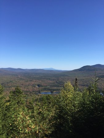 Greenville, ME: Little Lyford is a gem Green Drake cabin, day hikes and ponds