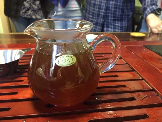 Krasnodar Krai, รัสเซีย: Сваренный чай Хуннань Ча, лучшее средство для поддержание организма в зимний период.