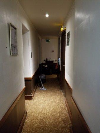 Hôtel Astra Opéra - Astotel : creepy hallway