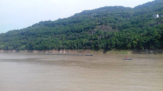 Yichang, Kina: Three Gorges