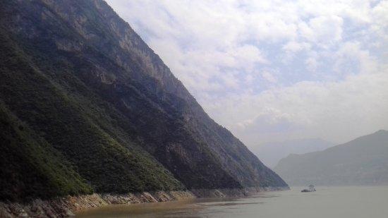 Yichang, Kina: Yantze River