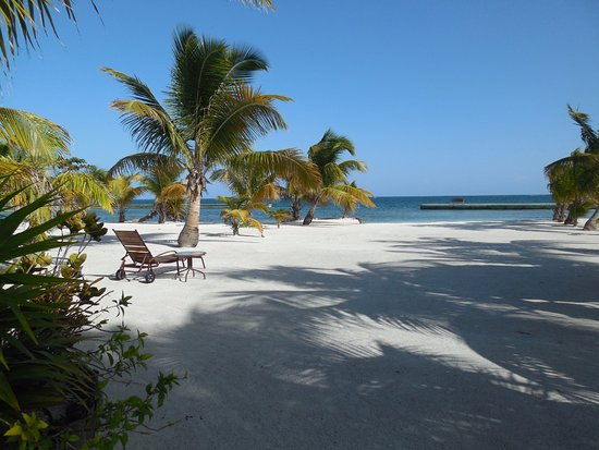 Turneffe Island, Belice: View from Villa 7