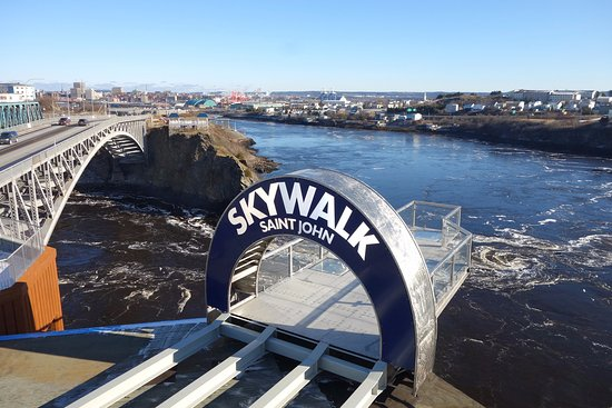 ‪SKYWALK Saint John‬