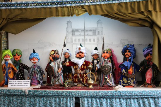 History of Bukhara Puppet Theatre