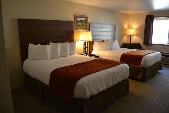 Ashford, WA: Double room