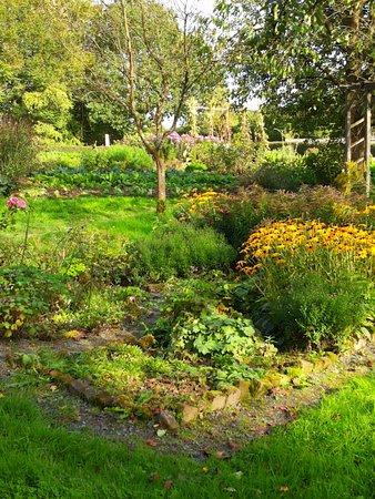 Lindlar, Niemcy: Herbstlicher Garten