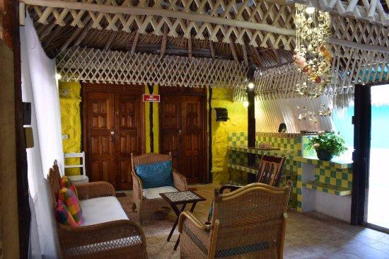 Casa Maya Holbox : lobby