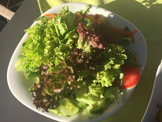 Millstatt, Austria: Salad