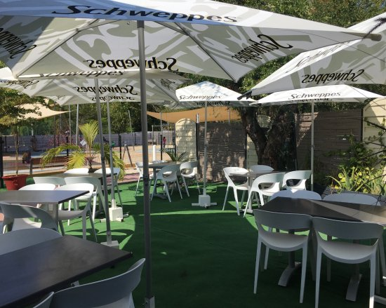 Le westy la saline les bains restaurant bewertungen for Le jardin restaurant saint paul