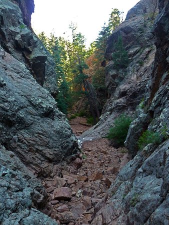 Beulah, CO: Devil's Canyon