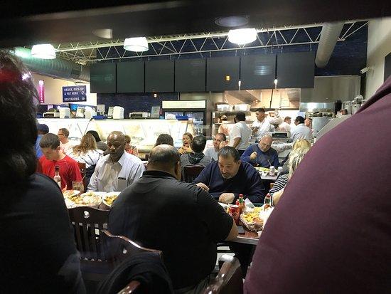 Boston fish market des plaines omd men om restauranger for Boston fish market des plaines illinois