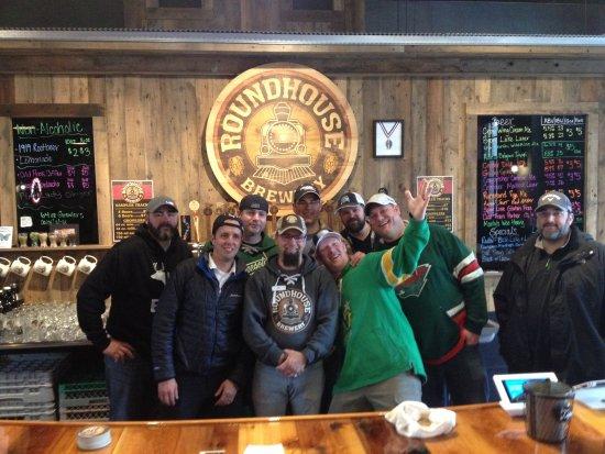 Deerwood, MN: Enjoy a tour of local craft breweries.